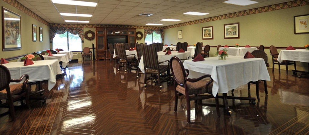 Waters Edge Dining Room